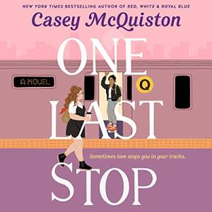 On Last Stop by Casey McQuiston: The best audiobooks in June 2021