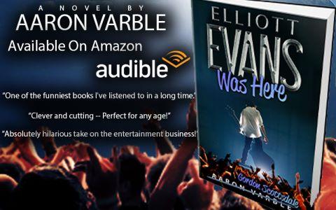 Elliott Evans was here - Audible audiobook by Aaron Varble