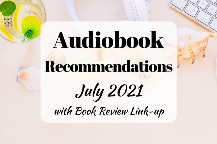 best audiobooks july