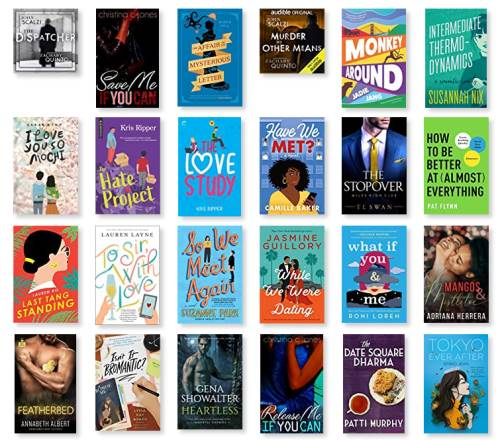 Image of Audiobooks I have listened to in July