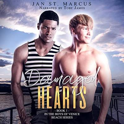 Damaged Hearts: MM Romance audiobook