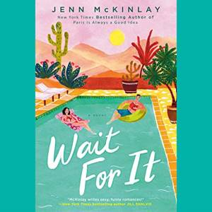 Audiobook cover Wait for It by Jenn McKinley