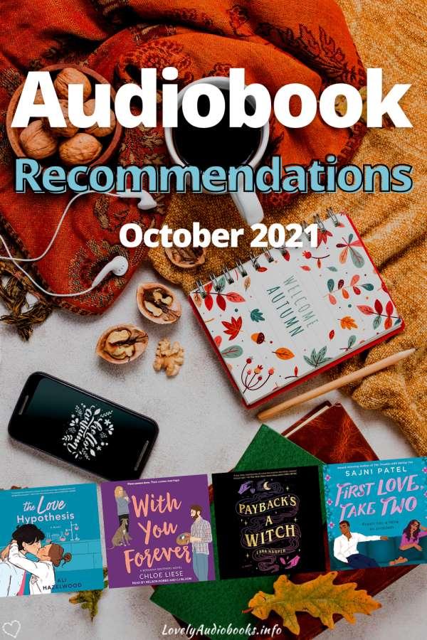 best audiobooks october